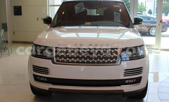 Buy Land Rover Range Rover White Car in Addis Ababa in Ethiopia