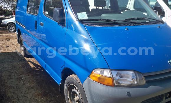 Buy Toyota 4Runner Blue Car in Addis Ababa in Ethiopia