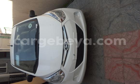 Buy Hyundai Tucson White Car in Addis Ababa in Ethiopia