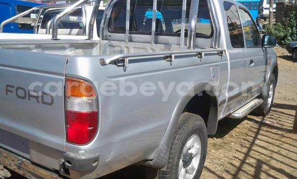 Buy Ford Ranger Silver Car in Addis Ababa in Ethiopia