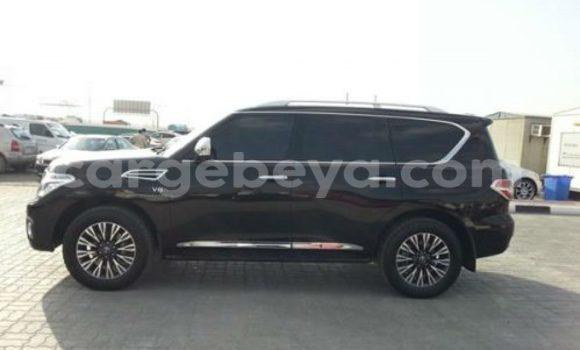 Buy Nissan Patrol Black Car in Addis Ababa in Ethiopia