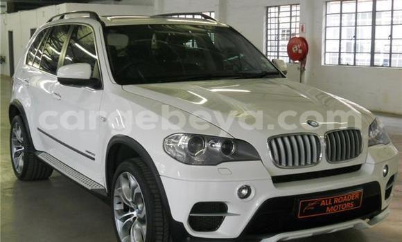 Buy BMW X5 White Car in Addis Ababa in Ethiopia