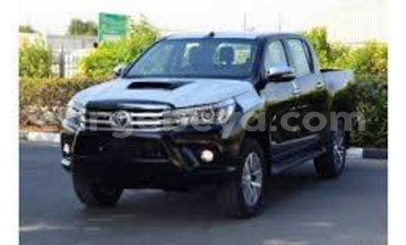 Buy Toyota Hilux Black Car in Addis Ababa in Ethiopia