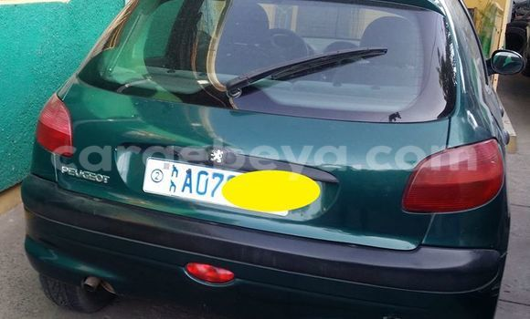 Buy Peugeot 206 Green Car in Addis Ababa in Ethiopia