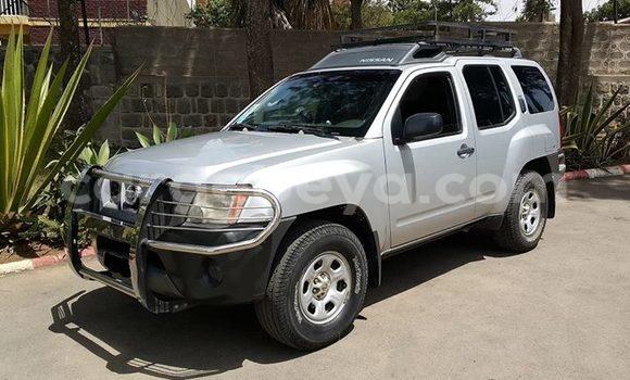 Buy Nissan Xterra Silver Car in Addis Ababa in Ethiopia
