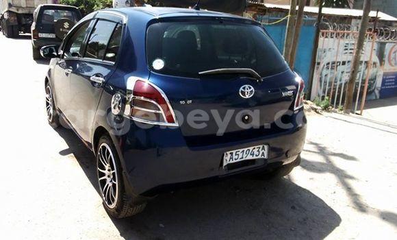 Buy Toyota Vitz Black Car in Addis Ababa in Ethiopia