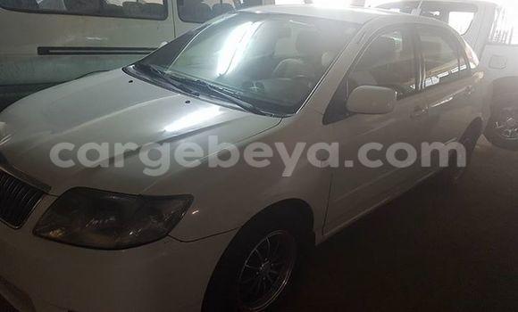 Buy Toyota Corolla White Car in Addis Ababa in Ethiopia