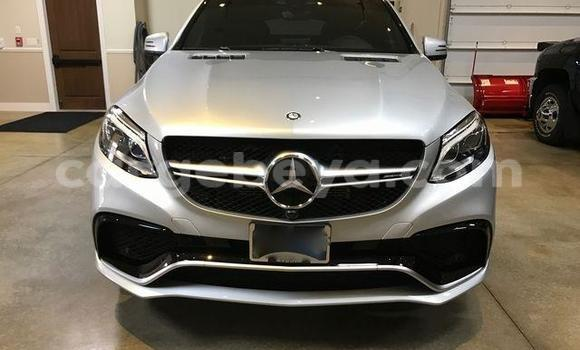 Buy Mercedes-Benz GL-Class Silver Car in Addis Ababa in Ethiopia