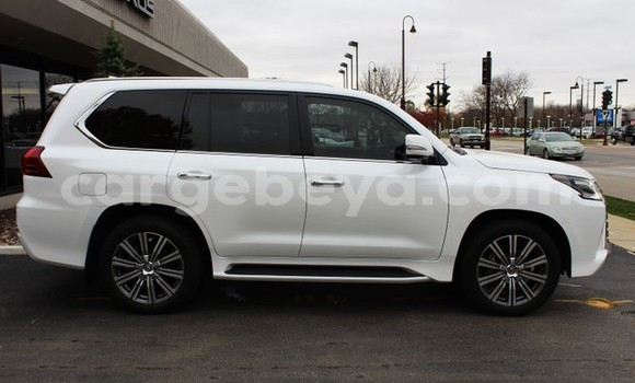 Buy Lexus LX White Car in Gondar in Ethiopia