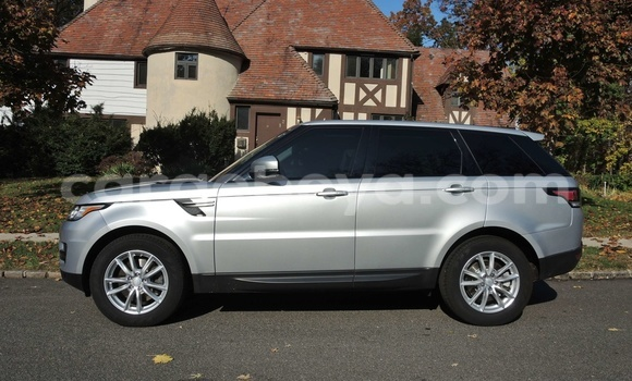 Buy Land Rover Range Rover Silver Car in Addis Ababa in Ethiopia
