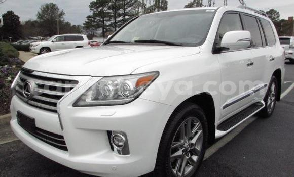Buy Lexus LX 570 White Car in Kombolcha in Ethiopia