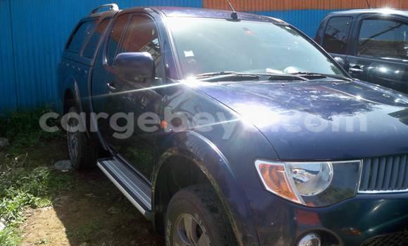 Buy Mitsubishi Carisma Blue Car in Addis Ababa in Ethiopia