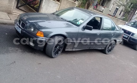 Buy BMW 3-Series Black Car in Addis Ababa in Ethiopia