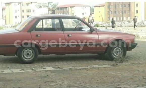 Buy Peugeot 605 Red Car in Addis Ababa in Ethiopia