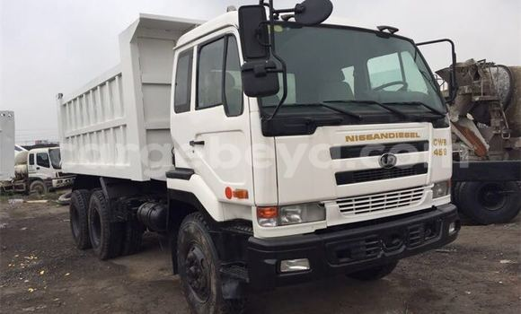 Buy Nissan UD White Truck in Addis Ababa in Ethiopia