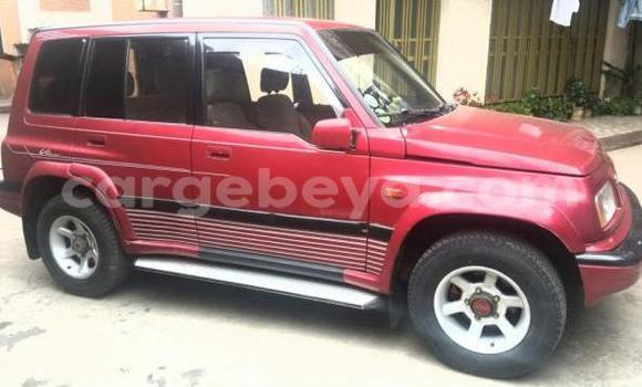 Buy Suzuki Vitara Red Car in Addis Ababa in Ethiopia