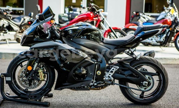 Buy Suzuki 750 Black Moto in Addis Ababa in Ethiopia