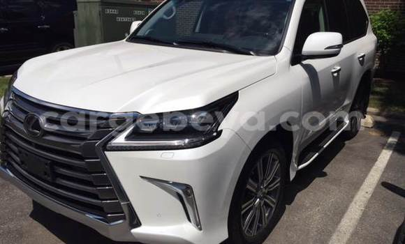 Buy Lexus LX 570 White Car in Dire Dawa in Ethiopia