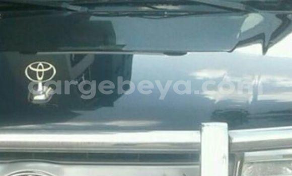 Buy Toyota Land Cruiser Black Car in Addis Ababa in Ethiopia
