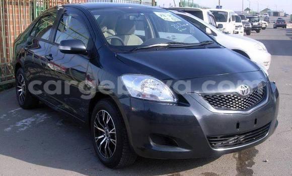 Buy Toyota Belta Black Car in Addis Ababa in Ethiopia