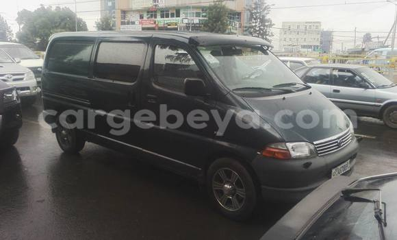 Buy Toyota Dolphin Green Car in Addis Ababa in Ethiopia