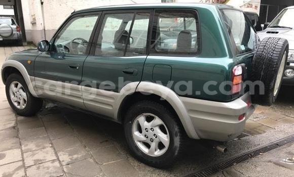 Buy Toyota RAV4 Green Car in Addis Ababa in Ethiopia