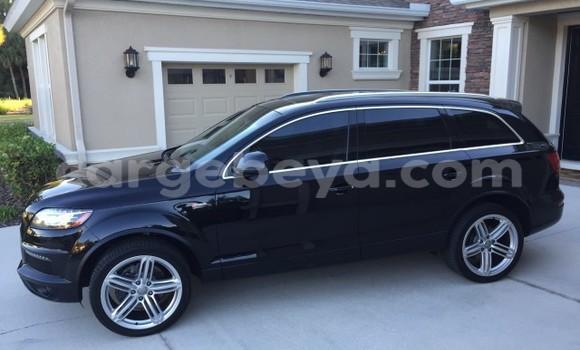 Buy Audi Q7 Black Car in Addis Ababa in Ethiopia