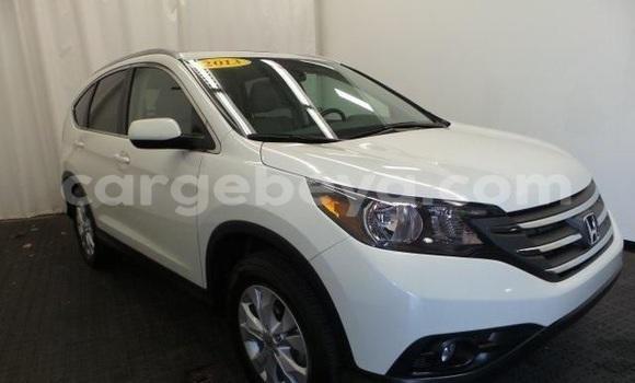 Buy Honda CR-V White Car in Addis Ababa in Ethiopia