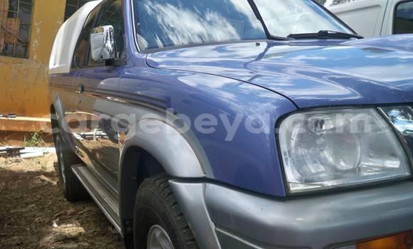 Buy Mitsubishi L200 Blue Car in Addis Ababa in Ethiopia