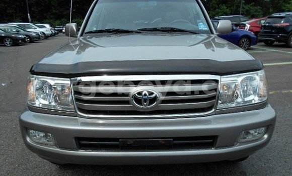 Buy Toyota Land Cruiser Silver Car in Addis Ababa in Ethiopia