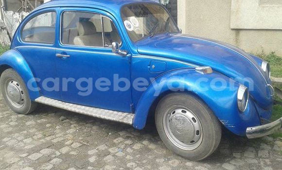 Buy Volkswagen Beetle Blue Car in Addis Ababa in Ethiopia
