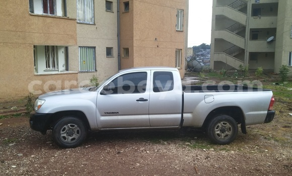 Buy Toyota Tacoma Silver Car in Addis Ababa in Ethiopia