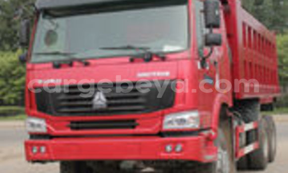 Buy Mercedes-Benz 1729 Red Truck in Addis Ababa in Ethiopia