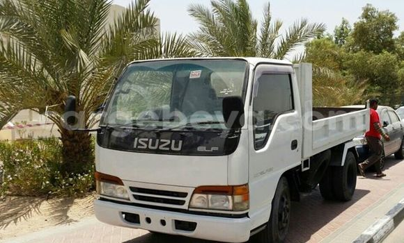 Buy Volvo F4 White Truck in Addis Ababa in Ethiopia