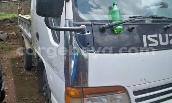 Buy Isuzu D-MAX White Car in Addis Ababa in Ethiopia