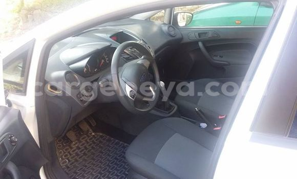 Buy Ford Fiesta Black Car in Addis Ababa in Ethiopia