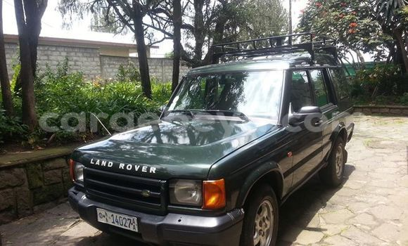 Buy Land Rover Discovery Black Car in Addis Ababa in Ethiopia